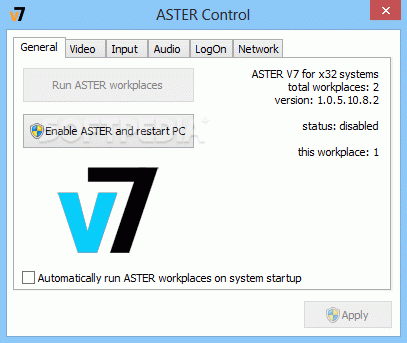 ASTER V7 Crack + Serial Key (Updated)